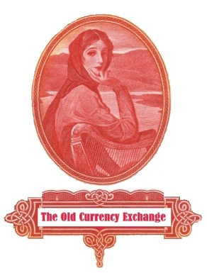 The Old Currency Exchange is Ireland's leading retailer for collectible banknotes, coins and tokens. best good shop for Irish coins and banknotes, Dublin, Ireland