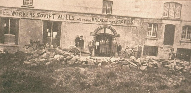 1919 Bruree Soviet Mills - we make bread, not profits