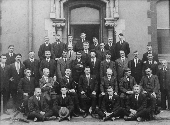 Members of the 1919 Limerick Soviet