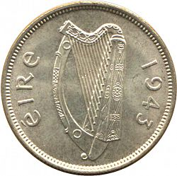Ireland - coin obverse side