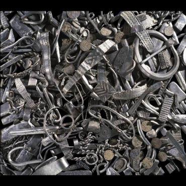 coins, treasure, hoard, ireland, england, viking, hiberno-norse