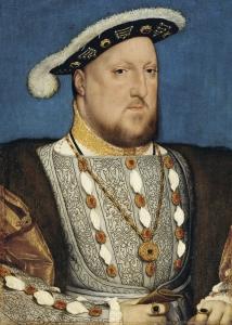 King Henry VIII c 1537