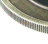 The original purpose of reeded edges in coins was to prevent counterfeiting, tampering and general damage to the coin
