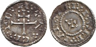Anglo-Saxon Danelaw (c 898-915), Viking coinage of York, Cnut, penny