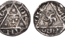 King John Irish farthing, Dublin mint