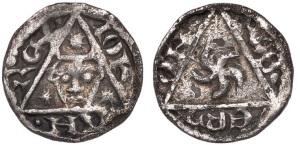 King John Irish farthing, Dublin mint
