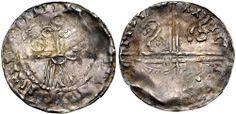 Hiberno-Norse silver penny Phase IV Dublin Murchad mac Diarmata