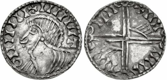 Hiberno-Norse silver penny , Phase III Echmarcach mac Ragnaill – Murchad mac Diarmata