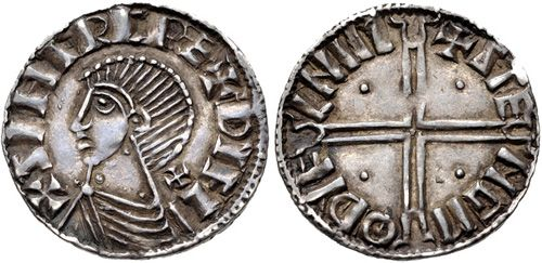 Hiberno-Norse, Phase II, Dublin, Ireland, viking, coin, coinage