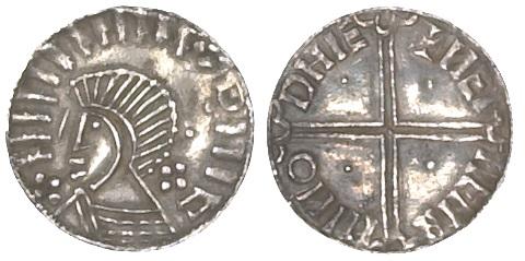 Hiberno-Manx silver penny, viking, Phase II imitation, isle of man, feremin,