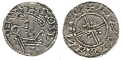 hiberno-norse coin Limerick, Ireland coin, numismatics