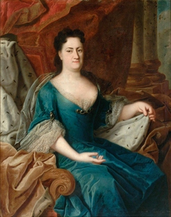 Ehrengard Melusine von der Schulenburg, Duchess of Kendal, Duchess of Munster (25 December 1667 – 10 May 1743) was a long-time mistress to King George I of Great Britain.