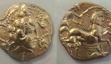 Celtic Coins of the Veneti, 5th-1st century BCE
