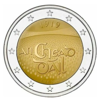 2019 Ireland special €2 - 100th anniversary of the First Dáil