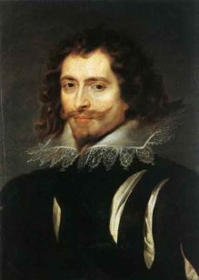 Charles I, King of England, Scotland and Ireland, by George Villiers
