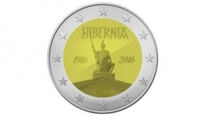 Emmet Mullins' design for Ireland's first ever commemorative two euro coin has been unveiled