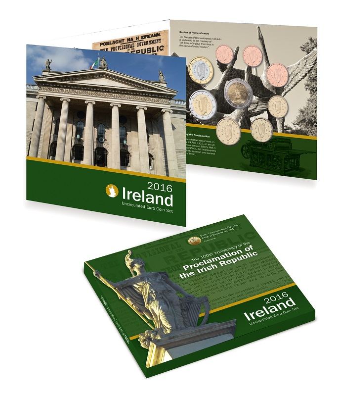Ireland 2016 UNC Set_lr