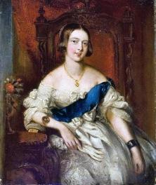 Queen Victoria of England (1845)
