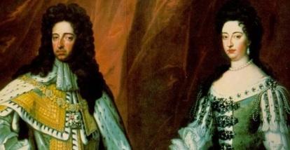 William III & Mary II