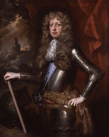 James FitzThomas Butler, 1st Duke of Ormonde, 12th Earl of Ormond, 5th Earl of Ossory, 1st Marquess of Ormond, 1st Earl of Brecknock KG, PC was an Anglo-Irish statesman and soldier, known as Earl of Ormond from 1634 to 1642, the Marquess of Ormonde from 1642 to 1661 and the Duke of Ormonde from 1682 onwards.