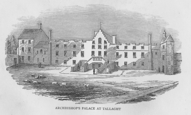 Archbishop's Palace, Tallaght, Co Dublin