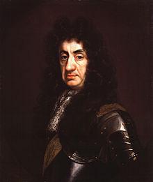 Portrait of King Charles II, by John Riley