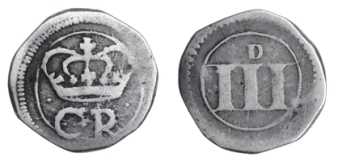 Ormonde Money, Threepence