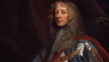 James FitzThomas Butler, 1st Duke of Ormonde, 12th Earl of Ormond, 5th Earl of Ossory, 1st Marquess of Ormond, 1st Earl of Brecknock KG, PC(19 October 1610 – 21 July 1688) was an Anglo-Irish statesman and soldier, known as Earl of Ormond from 1634 to 1642 and Marquess of Ormonde from 1642 to 1661. From 1641 to 1647, he led the fighting against the Irish Catholic Confederation. From 1649 to 1650 he was the leading commander of the Royalist forces in the fight against the Cromwellian conquest of Ireland. In the 1650s he lived in exile in Europe with King Charles II of England. Upon the restoration of Charles to the throne in 1660, Ormonde became a major figure in English and Irish politics, holding many high government offices.