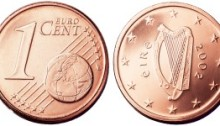 Ireland will discontinue production and circulation of 1c and 2c coins this year