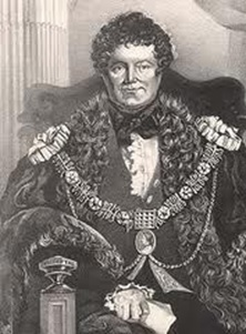 Daniel O'Connell, as Lord Mayor of Dublin