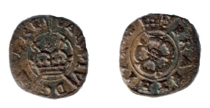Maltravers Rose Farthing, Type 4b