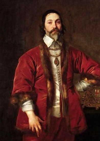 Sir Francis Crane (1579-1636), by Sir Anthony Van Dyck