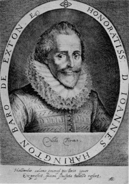 Sir John Harington (1561-1612)