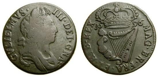 1696 in Ireland