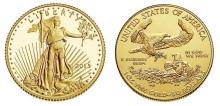2015 £50 - USA - one ounce gold eagle