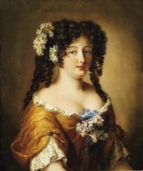 Hortense Mancini by Pierre Mignard