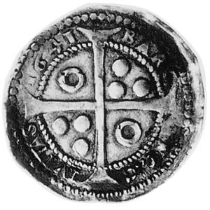 1640-1642 Spain CATALONIA 5 Real, ½ Libra reverse