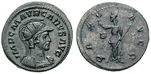 Coins Ancient Orderly Philippe Ii 247-249 Antoninianus