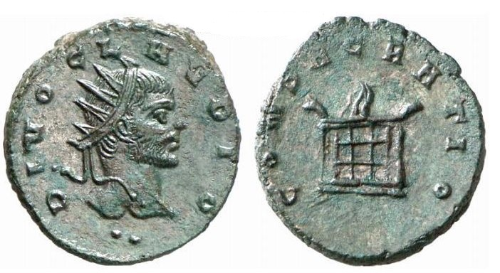 Coins Orderly Philippe Ii 247-249 Antoninianus Ancient
