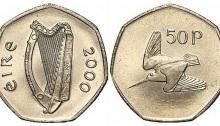 2000 Ireland 50p