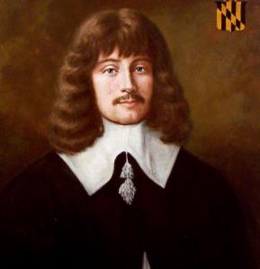 Leonard Calvert (1606-June 9, 1647), oil on canvas