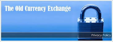 The Old Currency Exchange - Data Privacy Policy