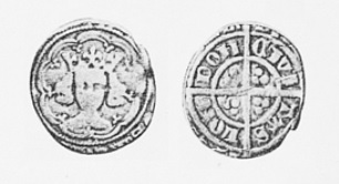 O'Reilly Money - Edward III, pre-Treaty or Treaty issue?, London mint, ex Swan coll. (Donegal), wt. 19.0 grains