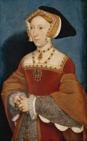 Jane Seymour, Queen of England - a portrait by Hans Holbein the Younger