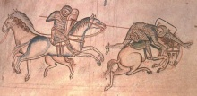 William the Marshal, one of John's most senior military leaders, by Matthew Paris