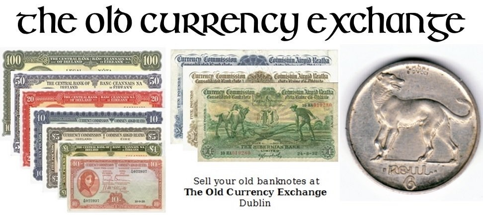 Irish Coin Catalogue | The Old Currency Exchange is a