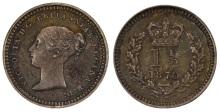 1870 GB & Ireland silver three-halfpence (Victoria) - proof