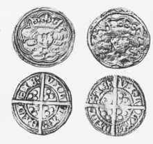 O'Reilly Money - Henry VI, annulet issue, Calais mint, ex Belfast Natural History and Philosophical Society