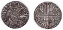 Hiberno-Norse Silver Penny (Phase I, Class C – Helmet Type) moneyer unknown