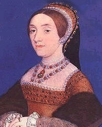 Catherine Howard, a portrait by Hans Holbein